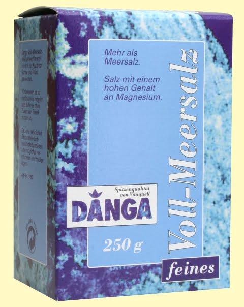 Vitaquell Sare de Mare Full - DANGA - 250g