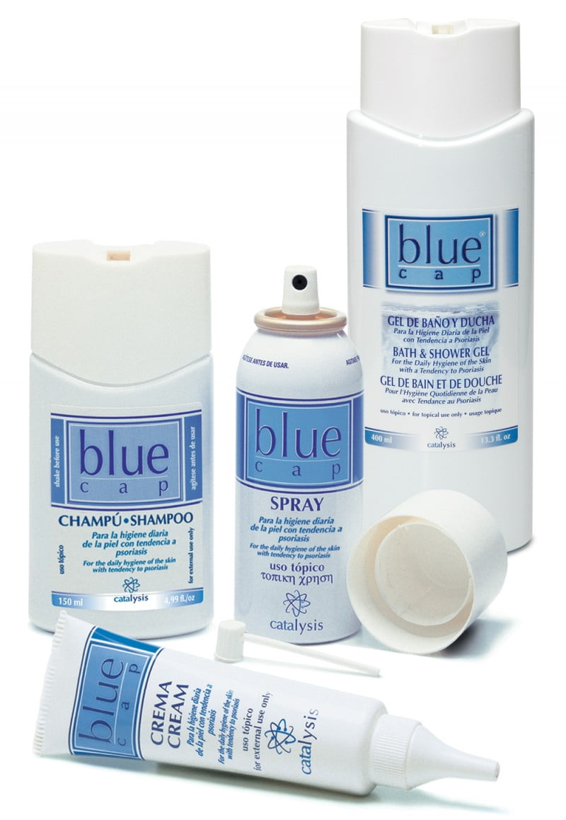 BLUE CAP Spray - 200ml