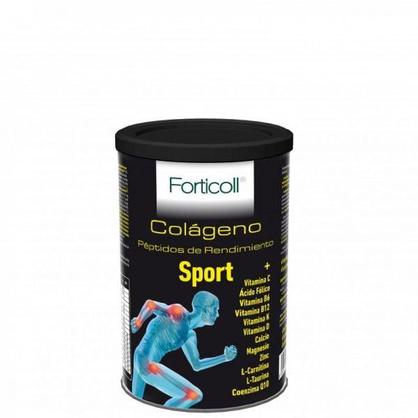Colagen Bioactiv FORTICOLL Sport - Cutie cu 300g pulbere solubila