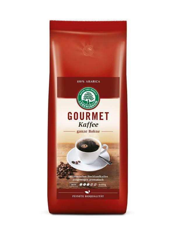 Cafea Boabe GOURMET CLASSIC BIO - LEBENSBAUM -1000g. Poza 5934