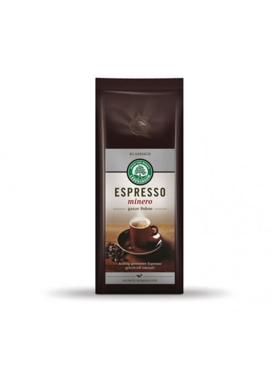 Cafea boabe ESPRESSO MINERO BIO - LEBENSBAUM - 250g. Poza 5938