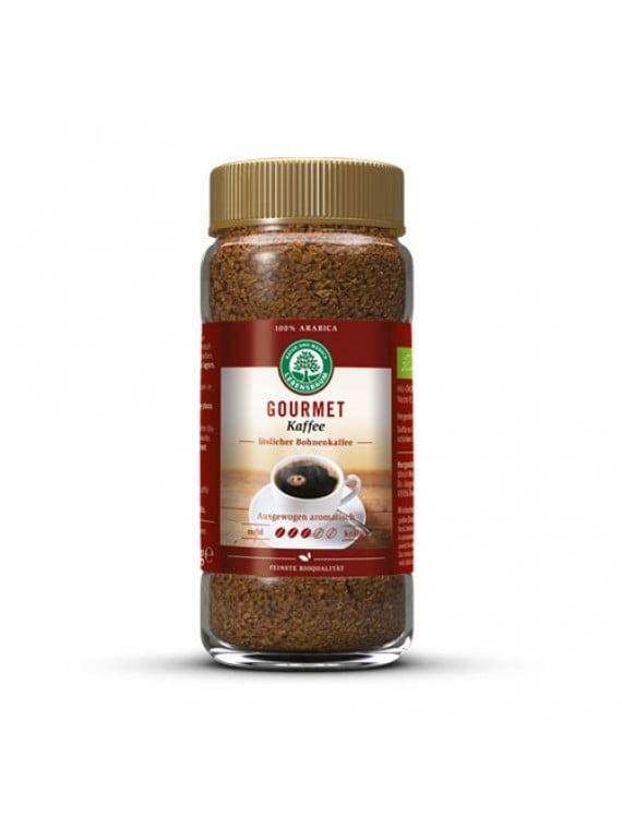 Cafea INSTANT GOURMET BIO - LEBENSBAUM - 100g. Poza 5956