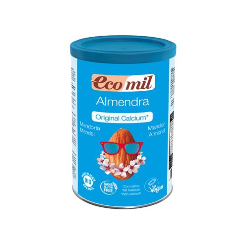 Lapte Praf din Migdale cu Calciu Marin Organic BIO EcoMil - 400g. Poza 6117