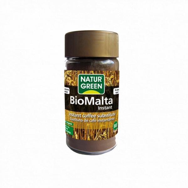 Inlocuitor de Cafea Instant BIOMALTA Bio - NaturGreen - 100g