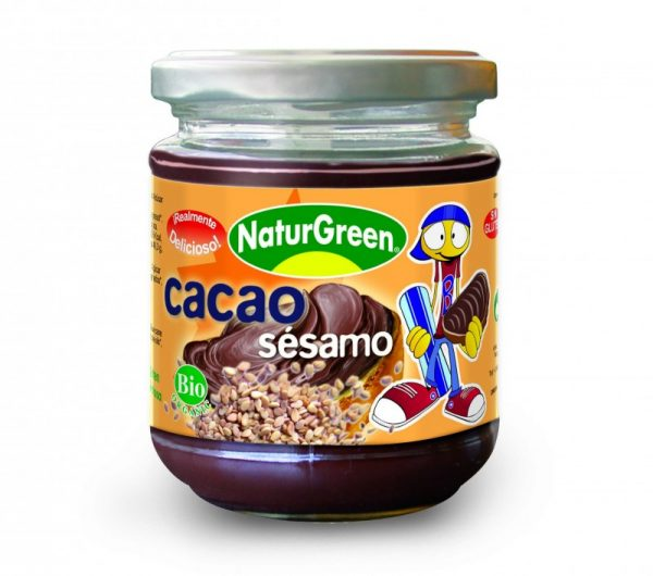 Unt de Susan si Cacao Bio - NaturGreen - 200g