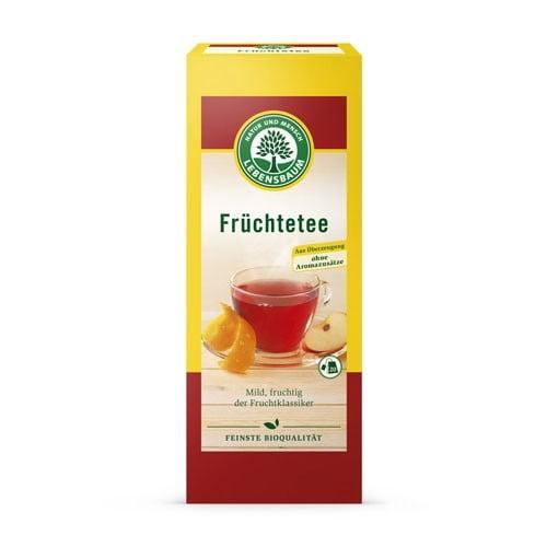 Plicuri cu Ceai de Fruncte- BIO FRUIT TEA, Ecologic BIO LEBENSBAUM. Poza 6326
