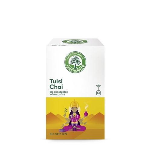 Ceai CHAI TULSI CODIMENTAT, Ecologic BIO LEBENSBAUM - 40 g. Poza 6341