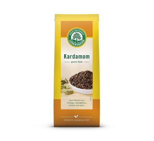 Seminte de Cardamom Verde Inchis Ecologic, BIO LEBENSBAUM - 50 g. Poza 6362