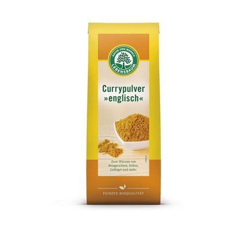 Curry Englez, Ecologic BIO LEBENSBAUM - 50 g. Poza 6365