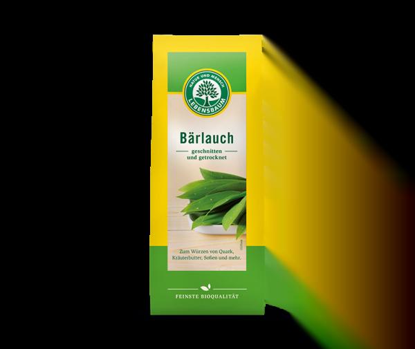 Frunze tocate de Usturoi Salbatic/Leurda Ecologic BIO LEBENSBAUM - 15 g. Poza 6372