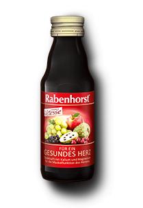 Suc Vitesse Pentru Inima Sanatoasa - Rabenhorst - 125 ml. Poza 6462