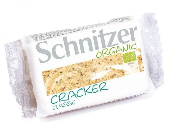 Cracker Classic, Ecologic - BIO SCHNITZER - 100 g. Poza 6545