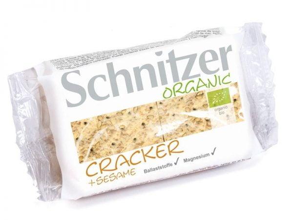 Cracker cu Susan, Ecologic - BIO SCHNITZER. Poza 6546