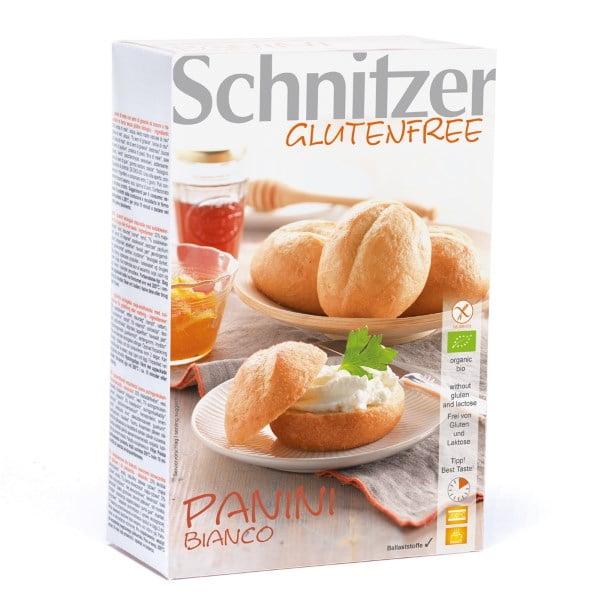 Panini Albe Italiene Fara Gluten, Ecologice - BIO SCHNITZER - 250g. Poza 6618