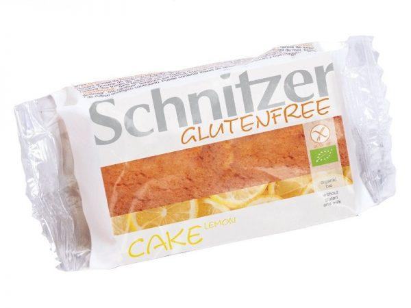 Prajitura cu 8% Lamaie, Fara Gluten, Ecologice -BIO SCHNITZER - 200g. Poza 6648
