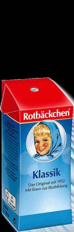 Klassik - ROTBACKCHEN - cutie tetra pack 200 ml. Poza 6764