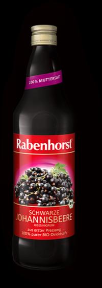 BIO RABENHORST Suc de Coacaze Negre -BIO RABENHORST - 330 ml. Poza 6776