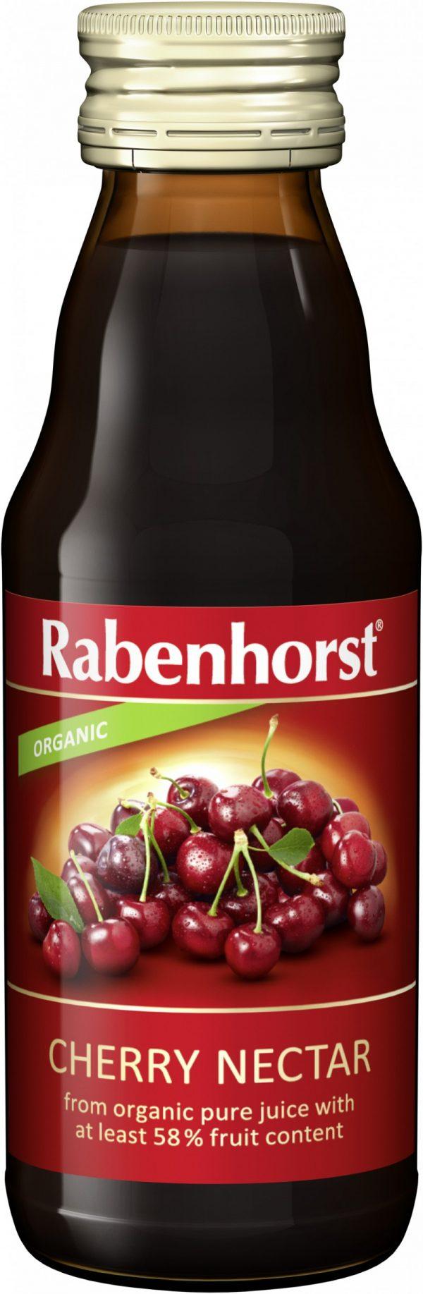 Nectar din Visine Bio - RABENHORST - 125 ml. Poza 6781