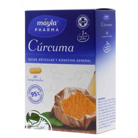 CURCUMA Comprimate - Cutie cu 30 cpr